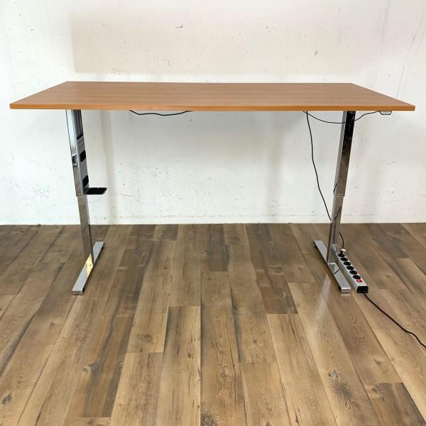 Tisch elektrisch höhenverstellbar Hohn Move 200 / 74-120 / 100cm